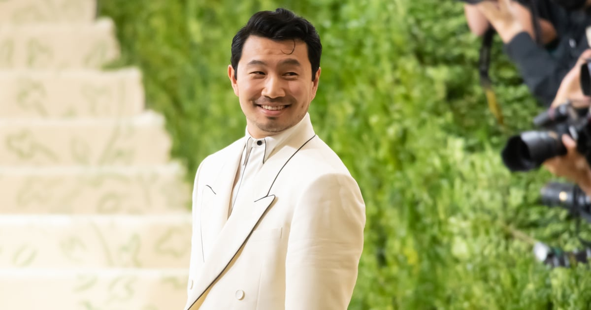 These Photos of Simu Liu at the Met Gala Basically Secured His Invite in Perpetuity